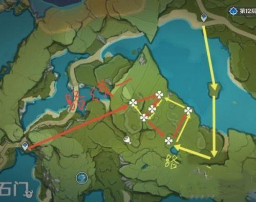 原神蒲公英籽在哪获取 分布位置采摘路线分享