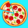 披萨餐厅厨房烹饪女生游戏