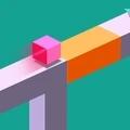 像素方块桥梁