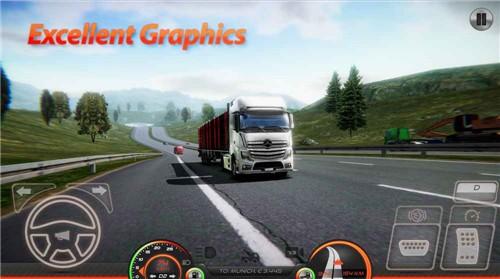 欧洲卡车模拟2中国版截图