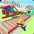 Railway Road Track Craft