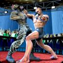 寅子玩的拳击格斗游戏手机版