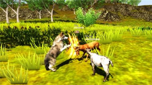 独狼模拟器中文版截图