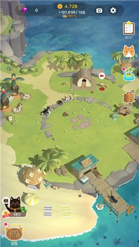 猫星人之岛截图