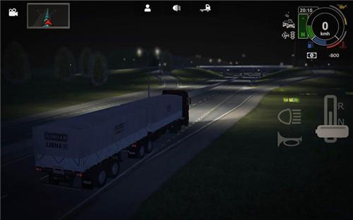 大卡车模拟器2官方版截图