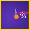 弹射篮球游戏