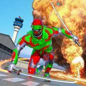忍者机器人大战超级英雄