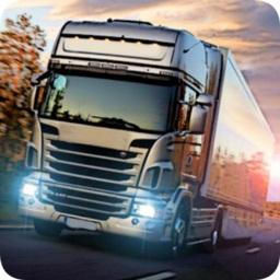 模拟真实卡车运输