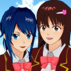 樱花校园模拟器日语版新版