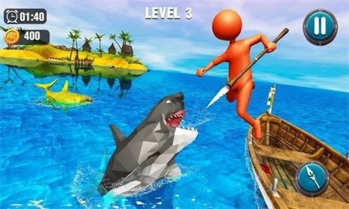 海上猎人截图