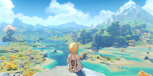 风景优美的手机游戏
