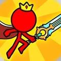 红色火柴人王子