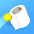 完美厕纸卷
