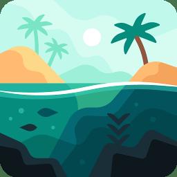 潮汐动森岛